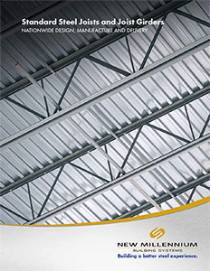 Cover of Steel Joist Brochure