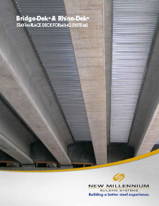 Cover of Bridge-Dek® Brochure