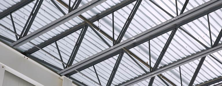 Standard steel joists