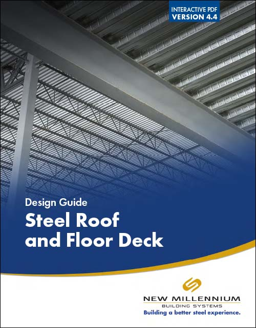 Steel Roof and Floor Deck Cover Image