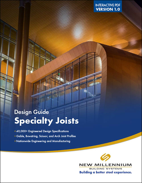 Specialty Joists Cover Image